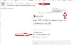 Office 365 Phish